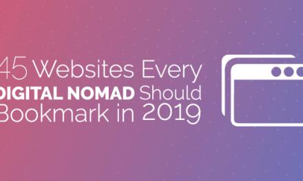 45 Websites Every Digital Nomad Should Bookmark in 2019