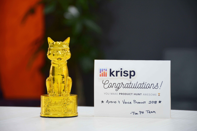 golden kitty awards 2018