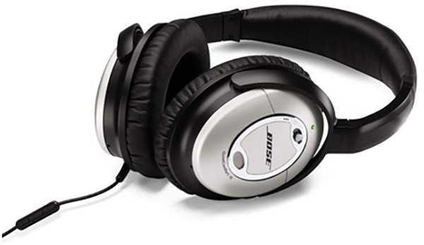 bose first noise cancelling headphones