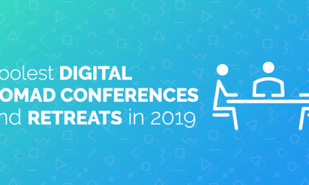 Coolest Digital Nomad Conferences and Retreats for 2019