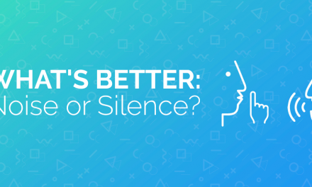 What's Better: Noise or Silence?