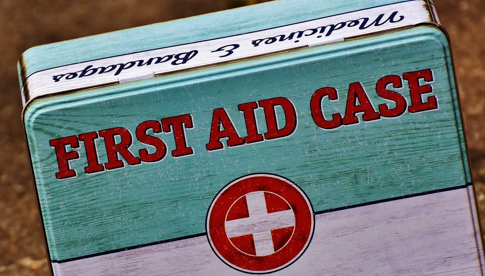first aid kit for digital nomads