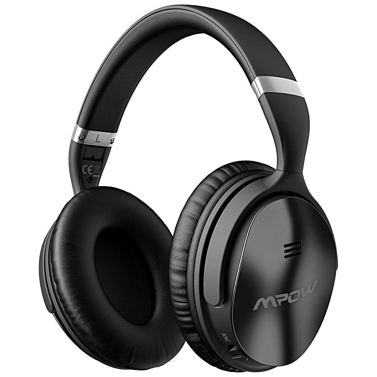 mpow H5 noise cancelling headphones
