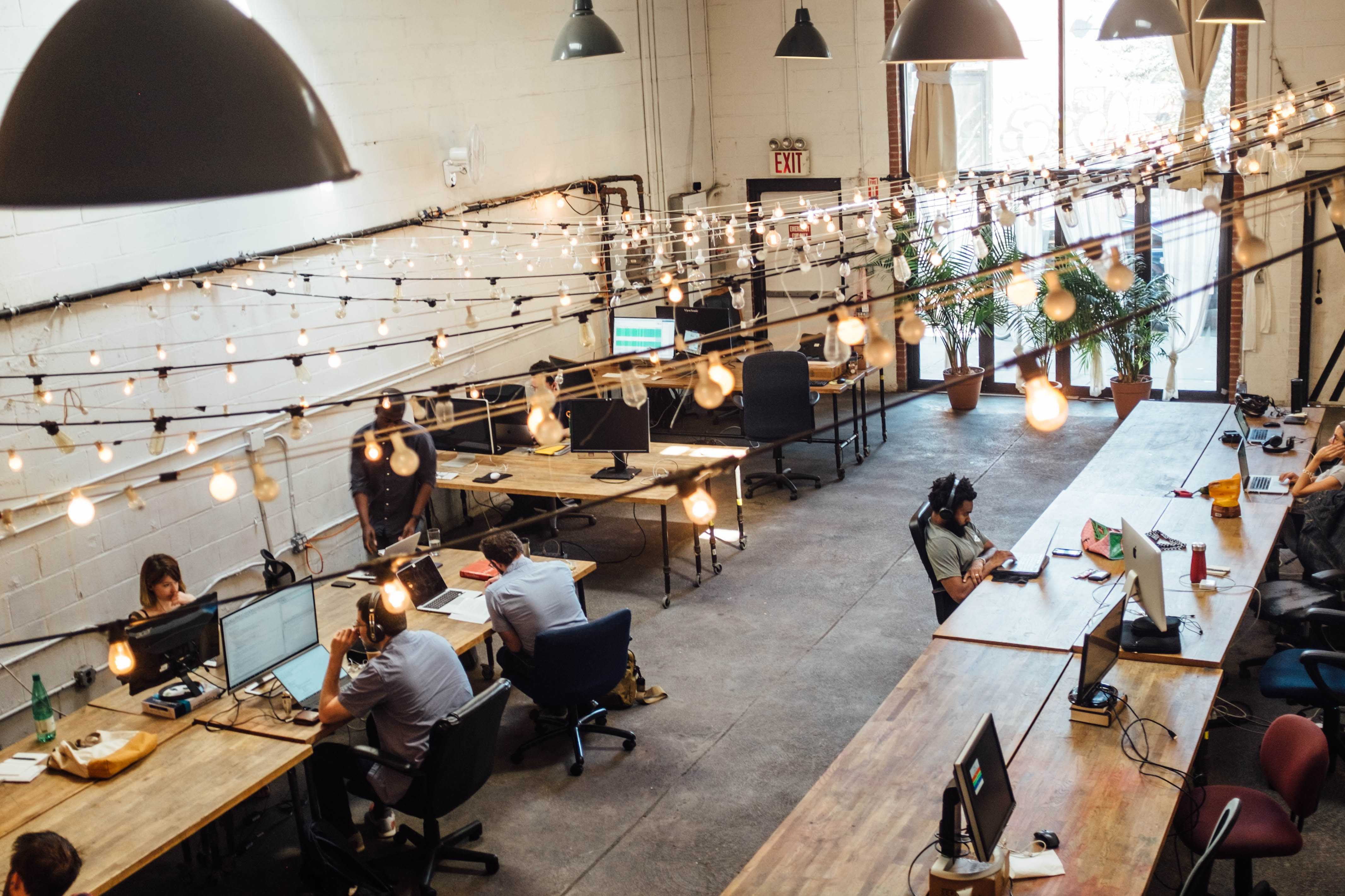 digital nomad coworking space