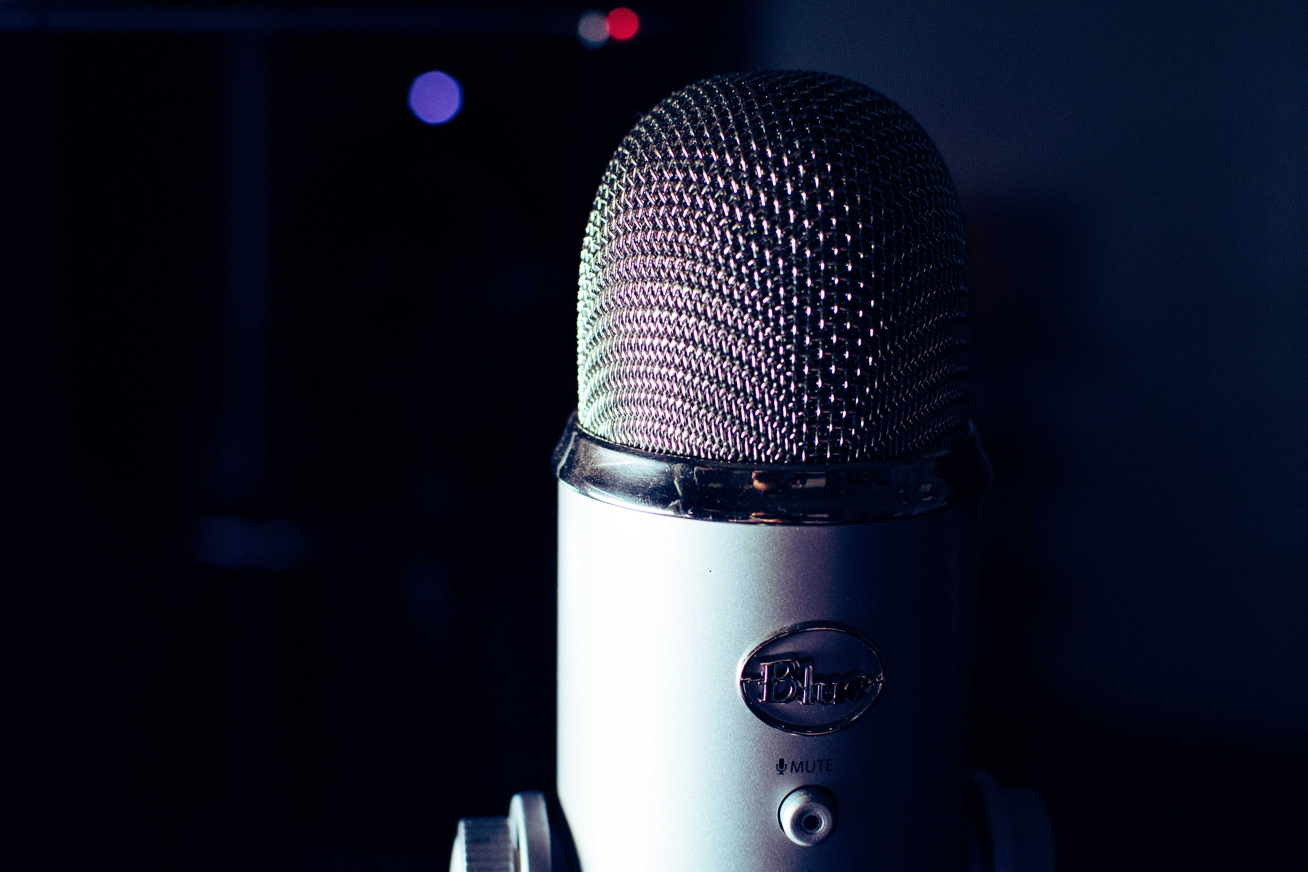 microphone for audio quality