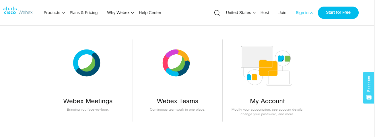 Getting Started with Webex Meeting Center for Mac | Krisp