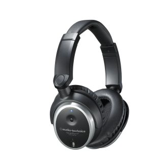 audio-technica noise cancelling headphones