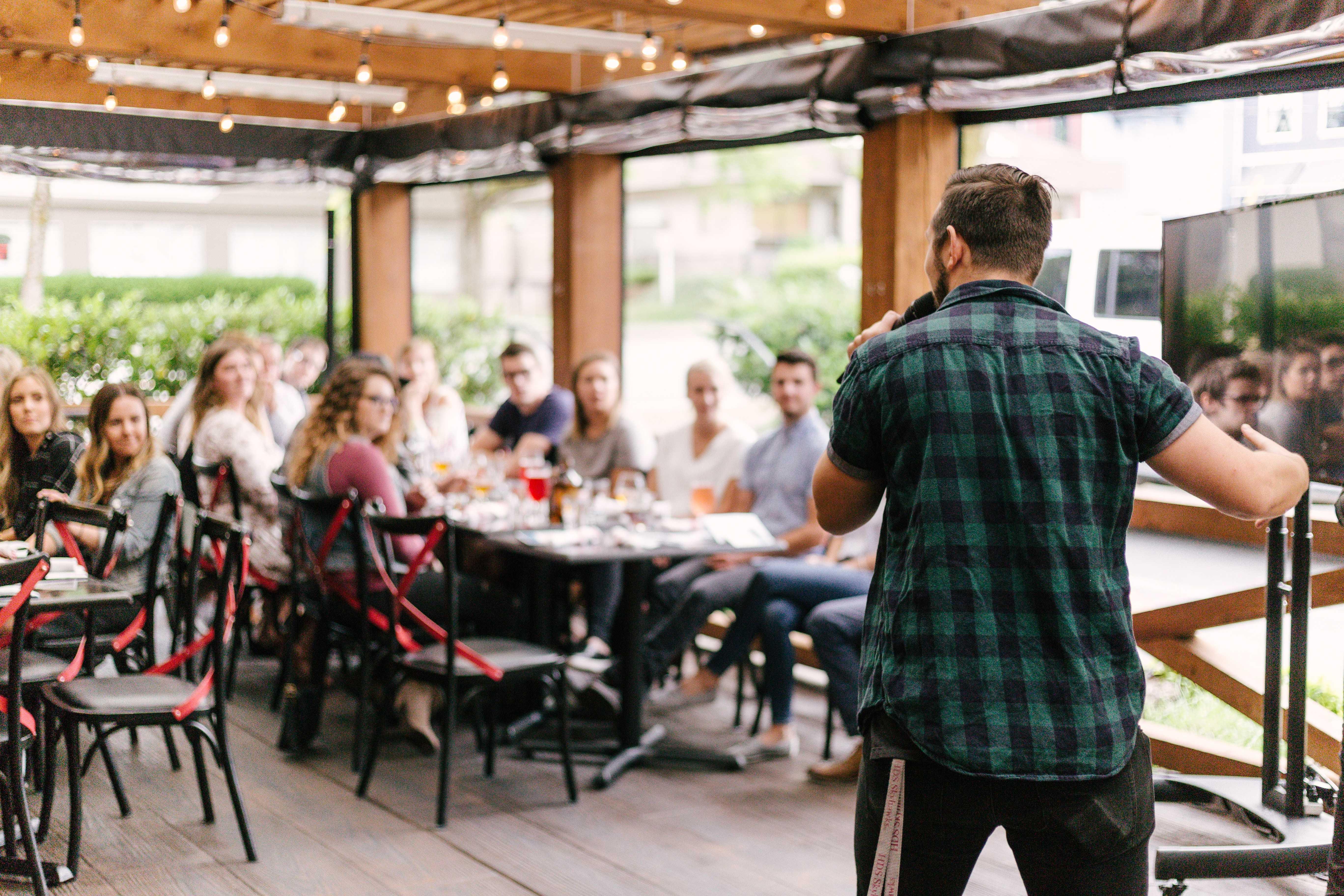 digital nomad conferences and retreats