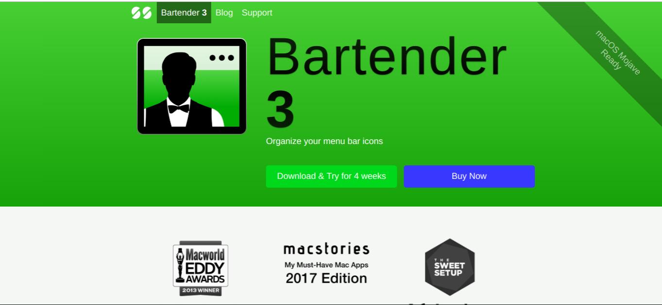 bartender 3 mac apps