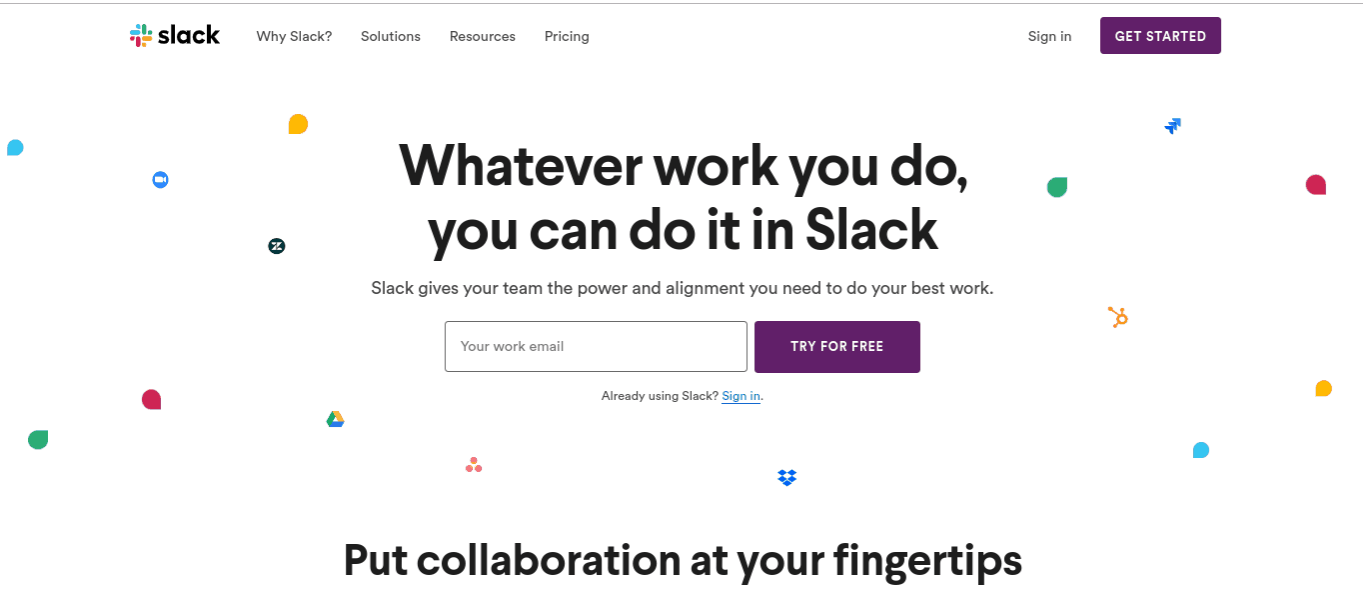 slack mac apps