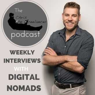 weekly interviews with digitl nomads