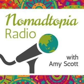 nomadtopia digital nomad podcast