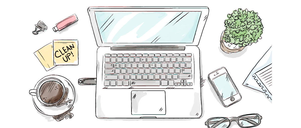 Organizing Your Workstation: How to Have a Clean Workspace