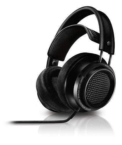 philips fidelio x2 conference headphones