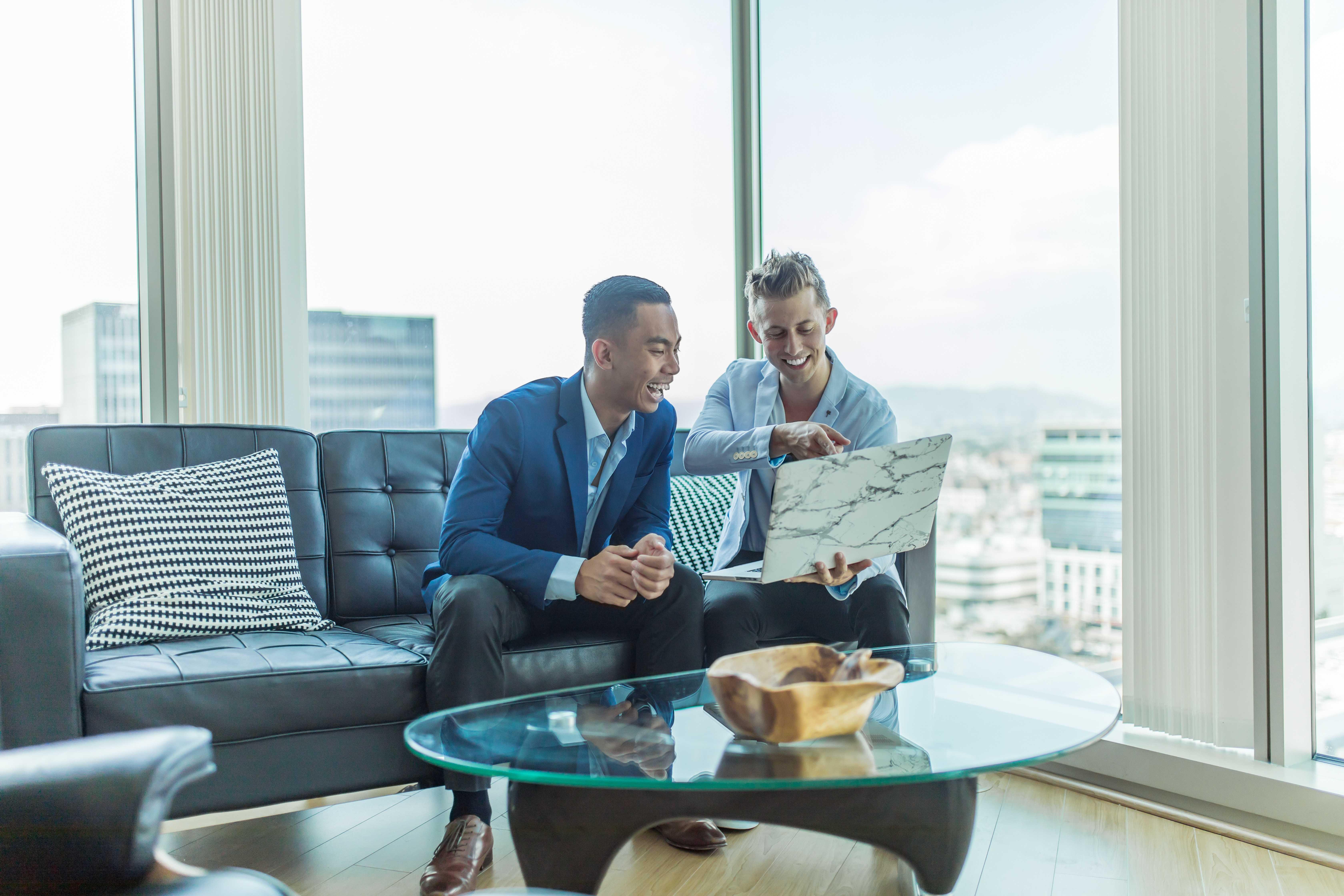 build work portfolio through upwork and linkedin
