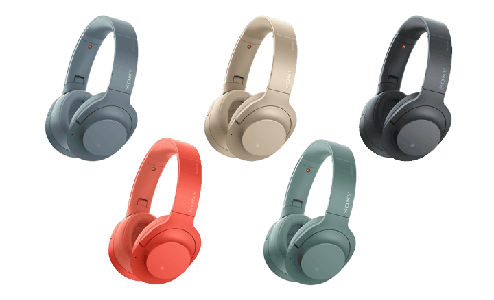 sony hear WH-H900N headphones