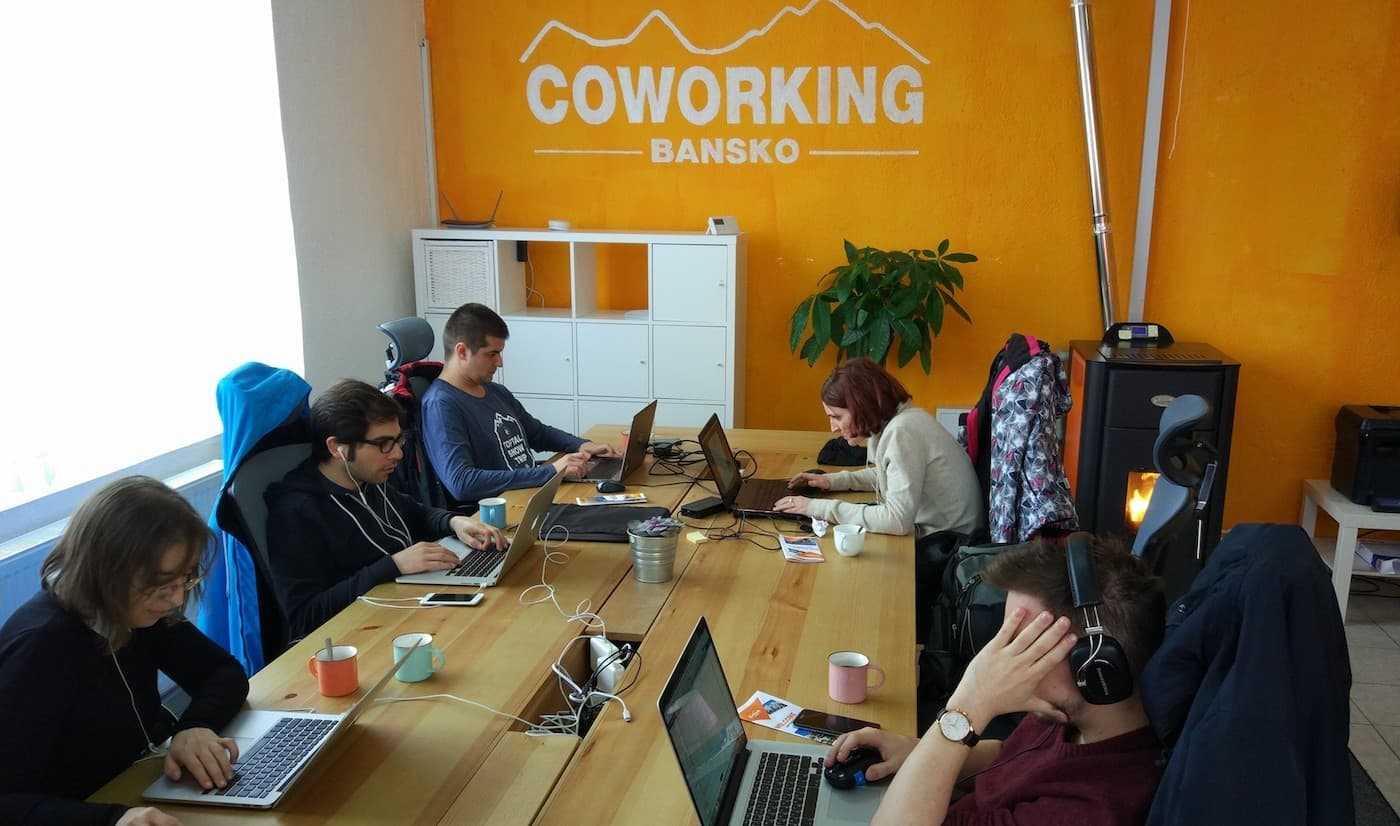 coworking Bansko