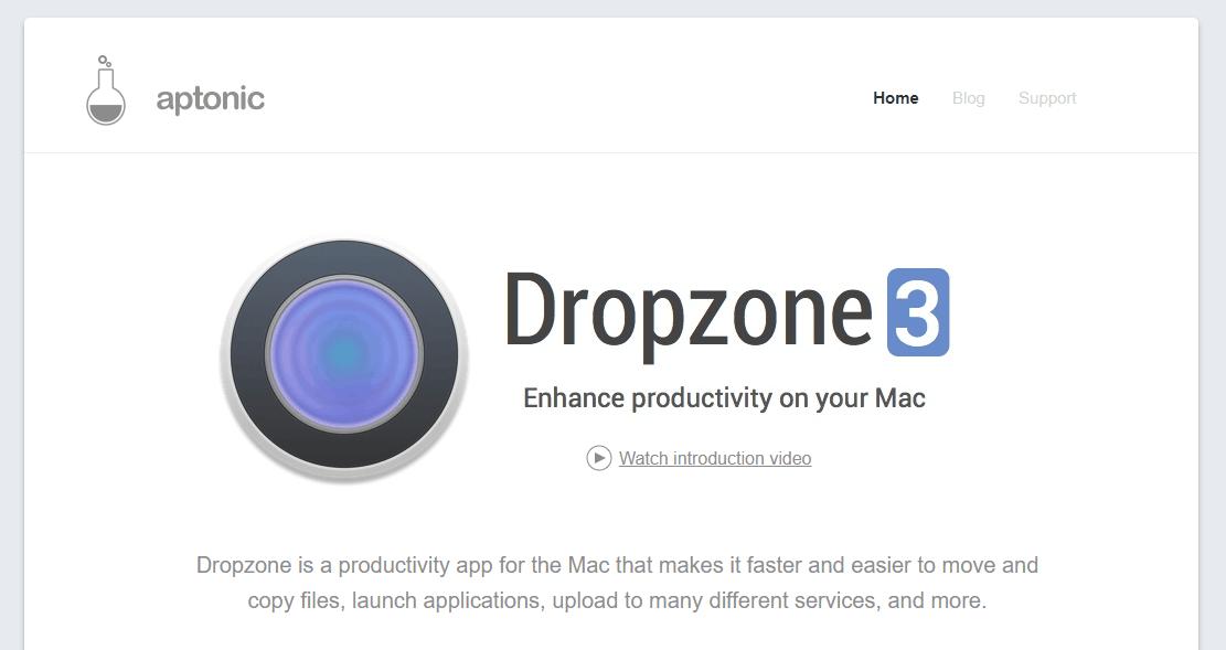 dropzone 3 best mac apps