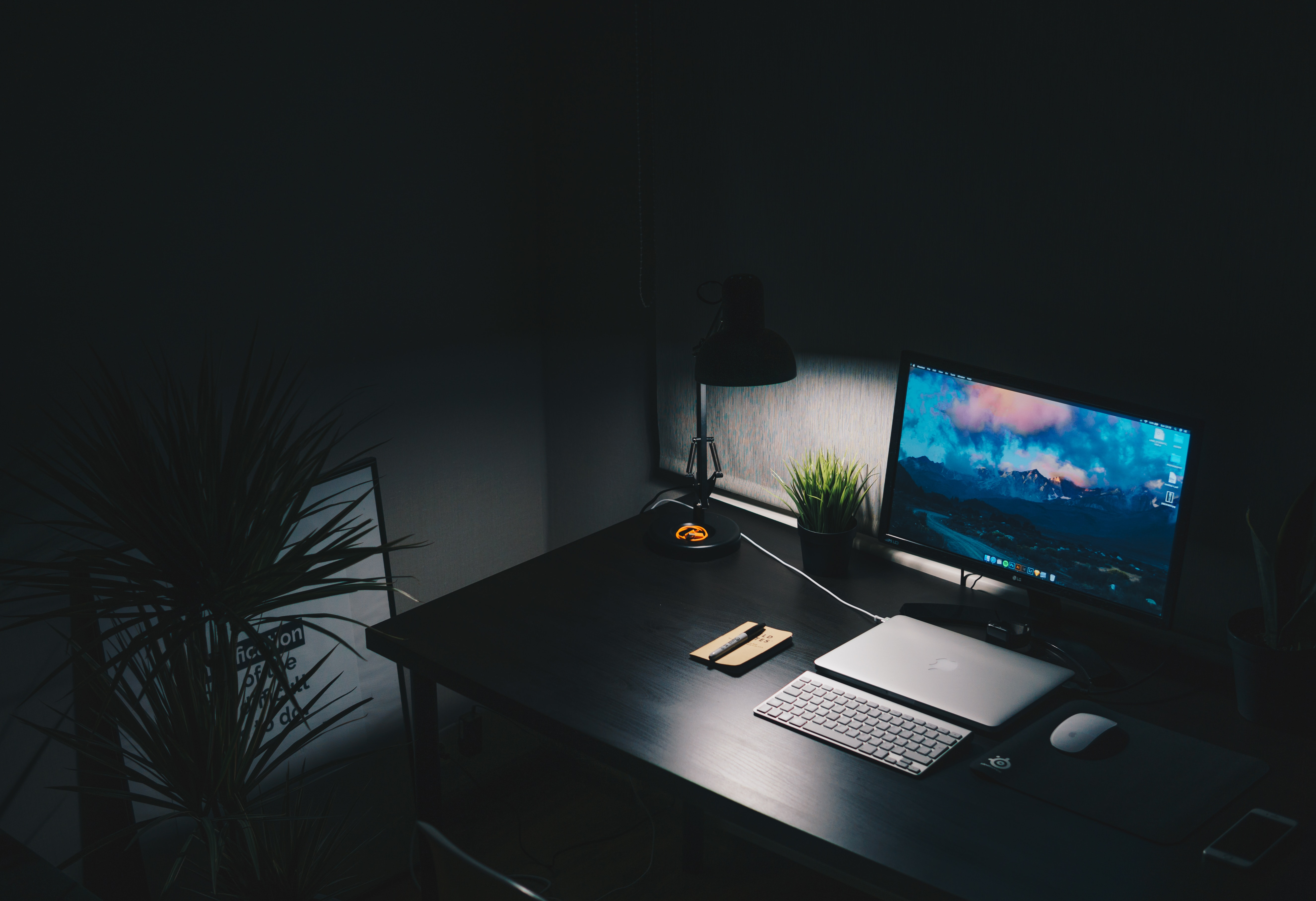 proper storage desk