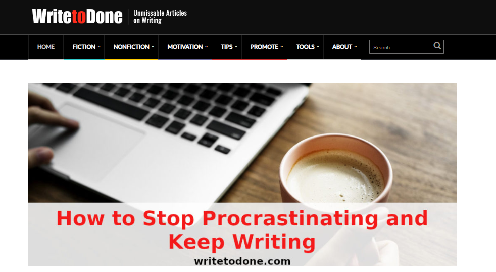 write to done blog
