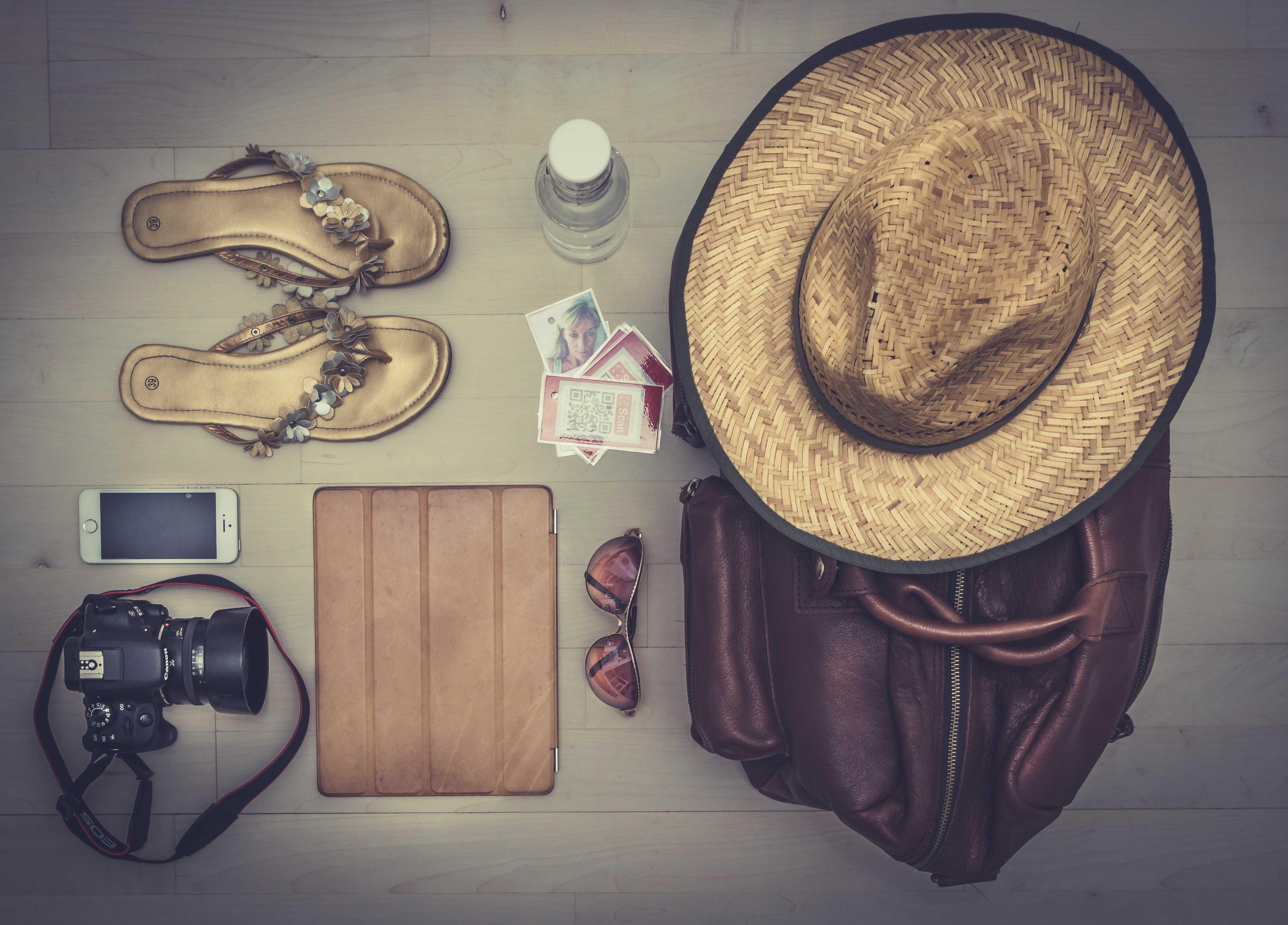 digital nomad gear list