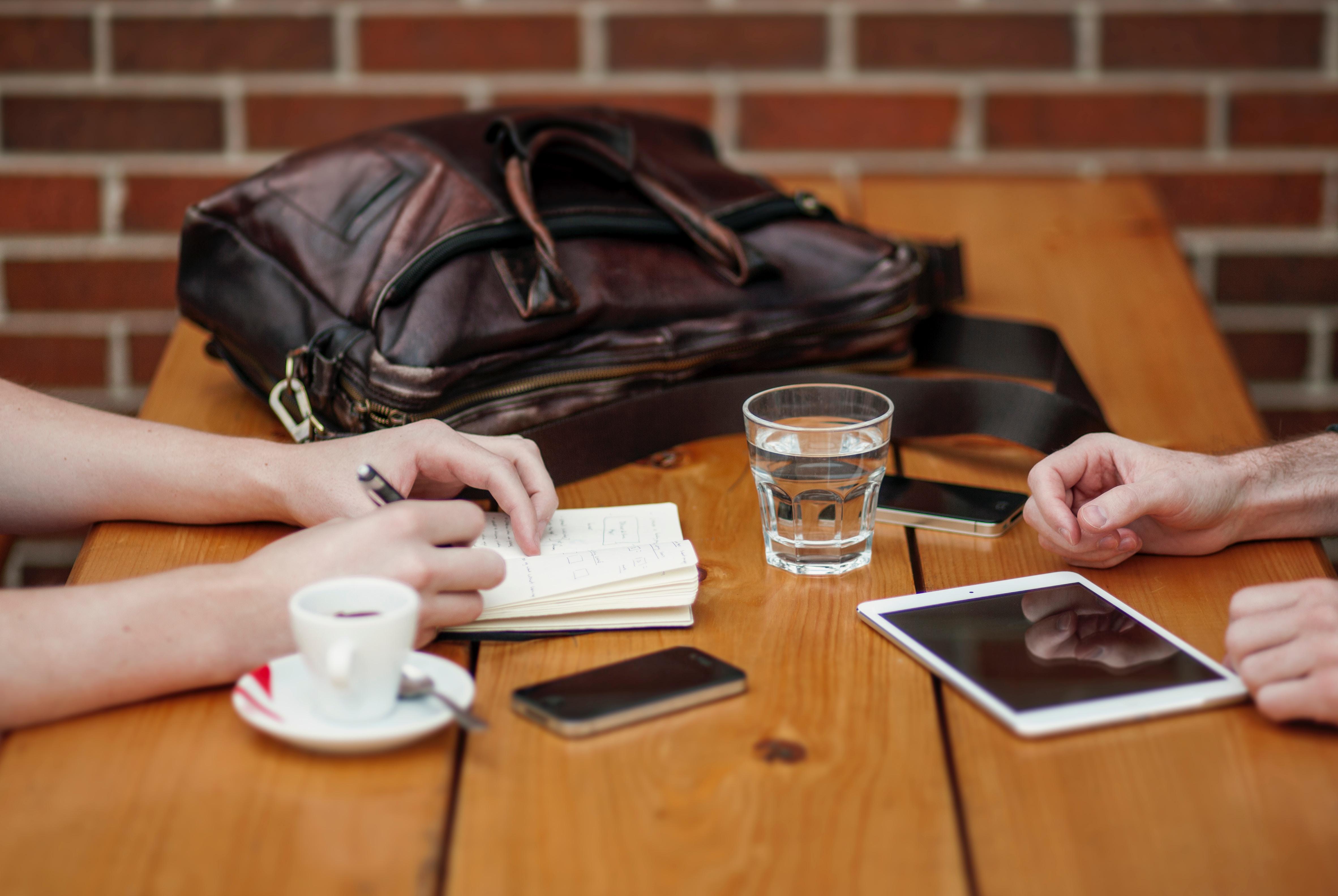 digital nomads meeting