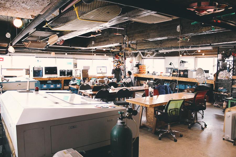 fablab coworking space seoul