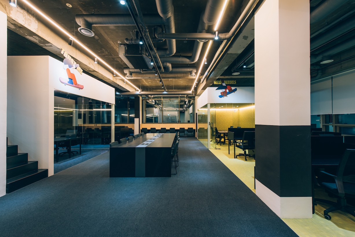 nonce coworking space seoul