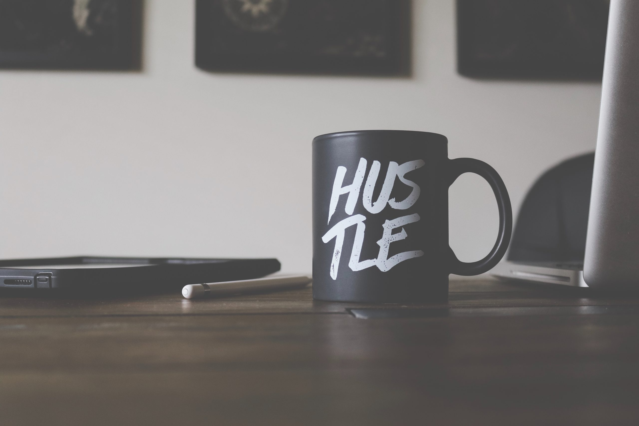 manage remote workers and hustle