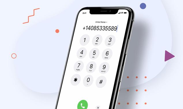 krisp iOS mobile dialer