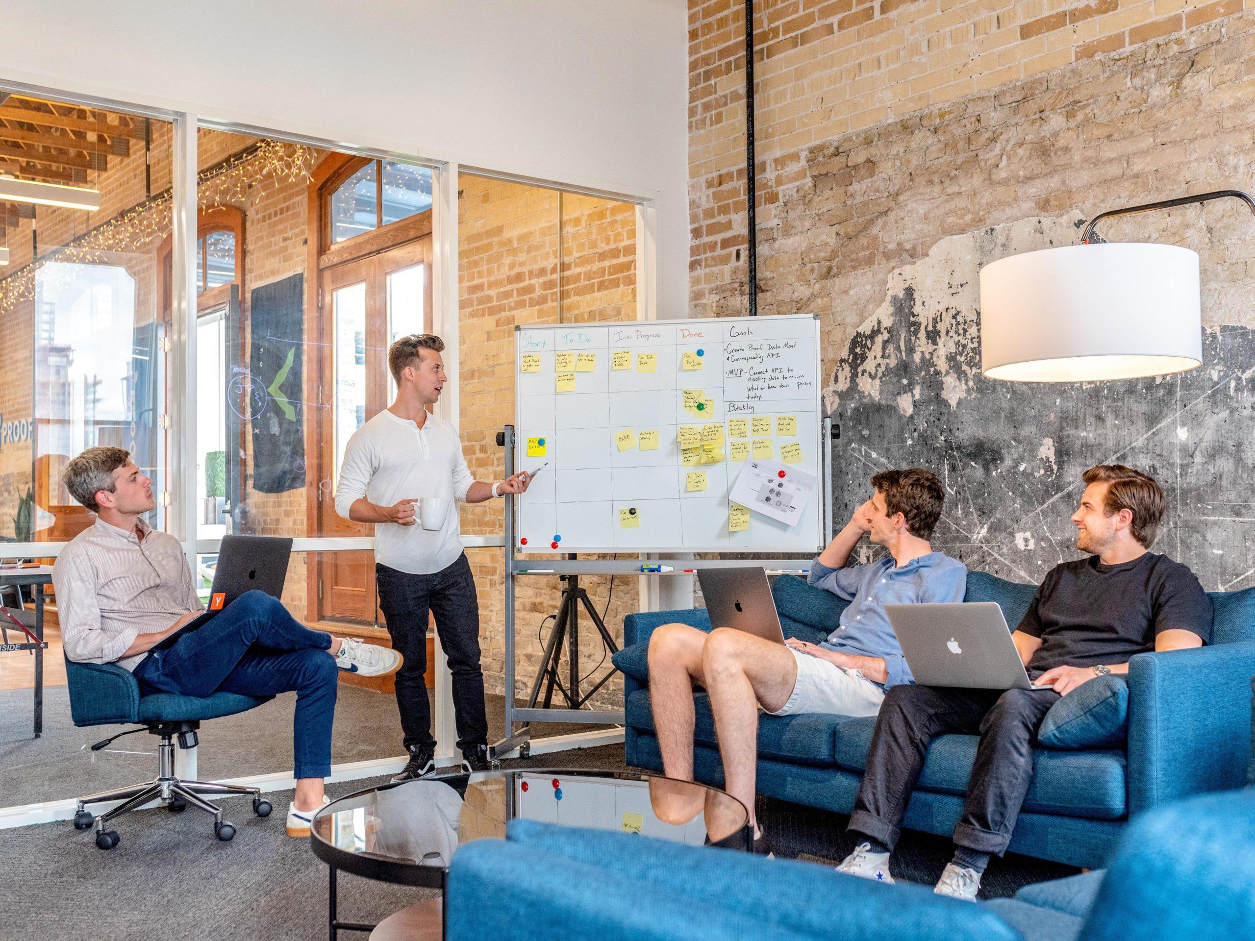 remote team goal planning