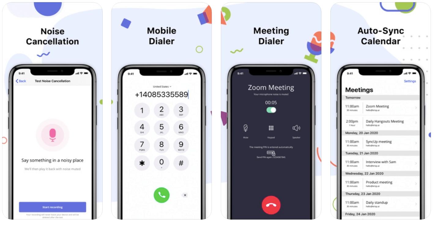 krisp mobile dialer