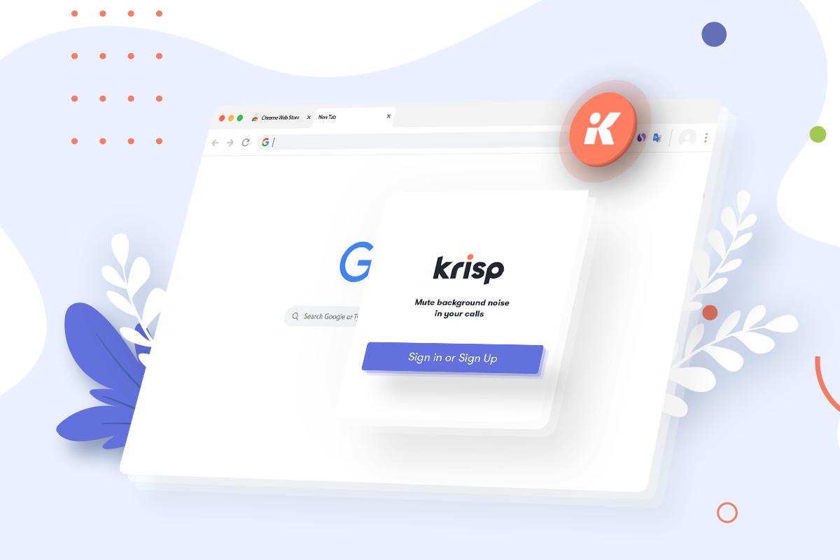 Krisp for Chrome