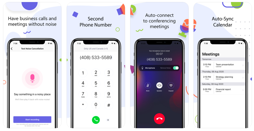 krisp dialer apps for ios