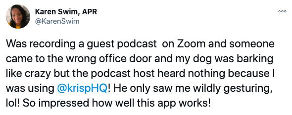 noise cancelling app