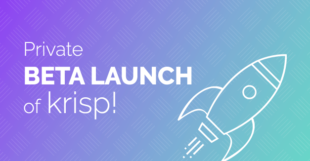 Private Beta Launch of Krisp!