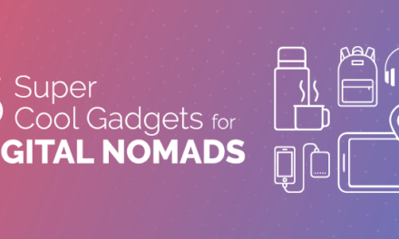 5 Super Cool Gadgets for Digital Nomads