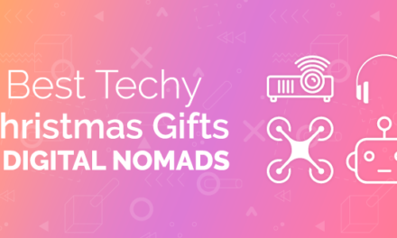 8 Techy Christmas Gifts for Digital Nomad Friends