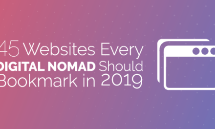 45 Websites Every Digital Nomad Should Bookmark in 2019
