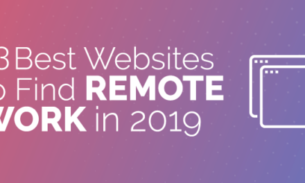 33 Best Websites to Find Remote Work in 2019