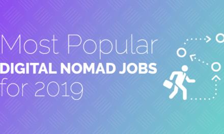 Most Popular Digital Nomad Jobs for 2019