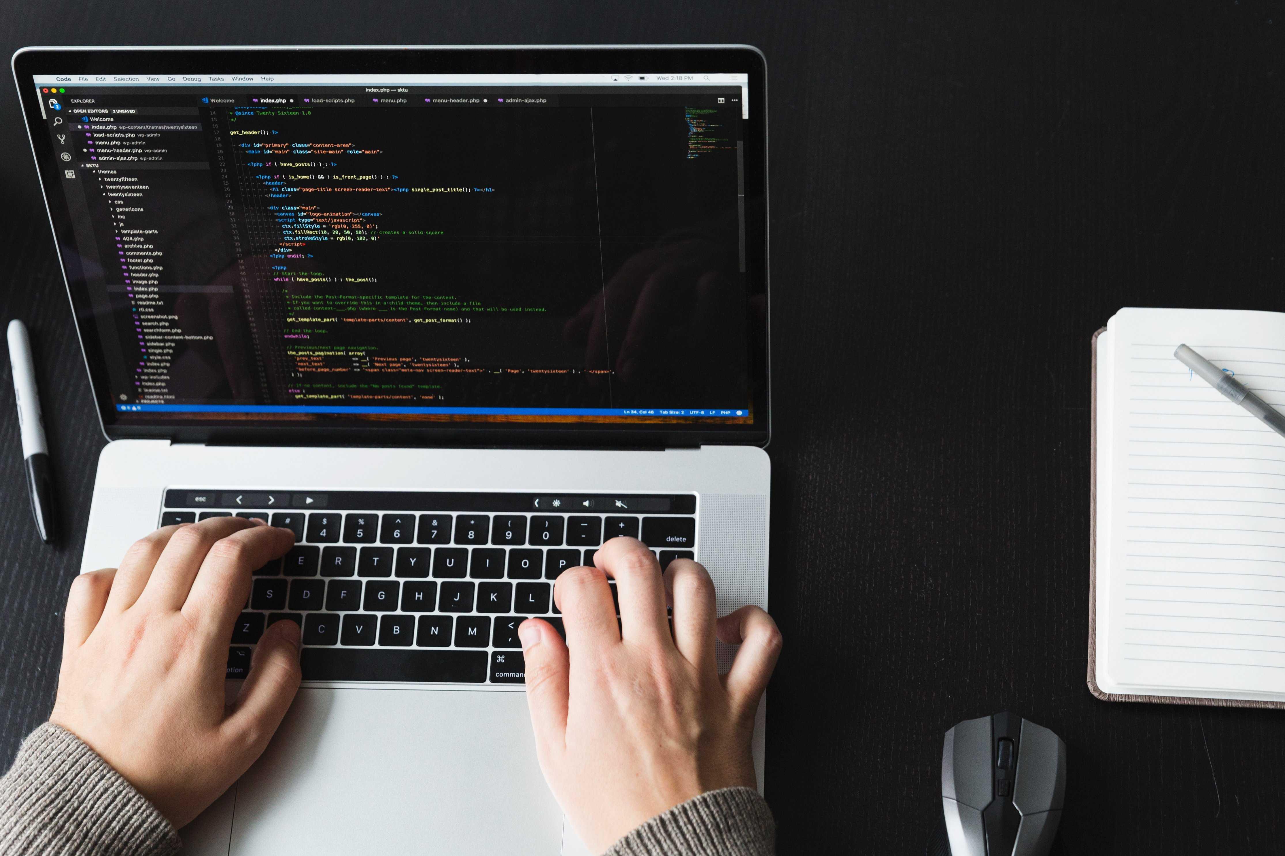 developer digital nomad
