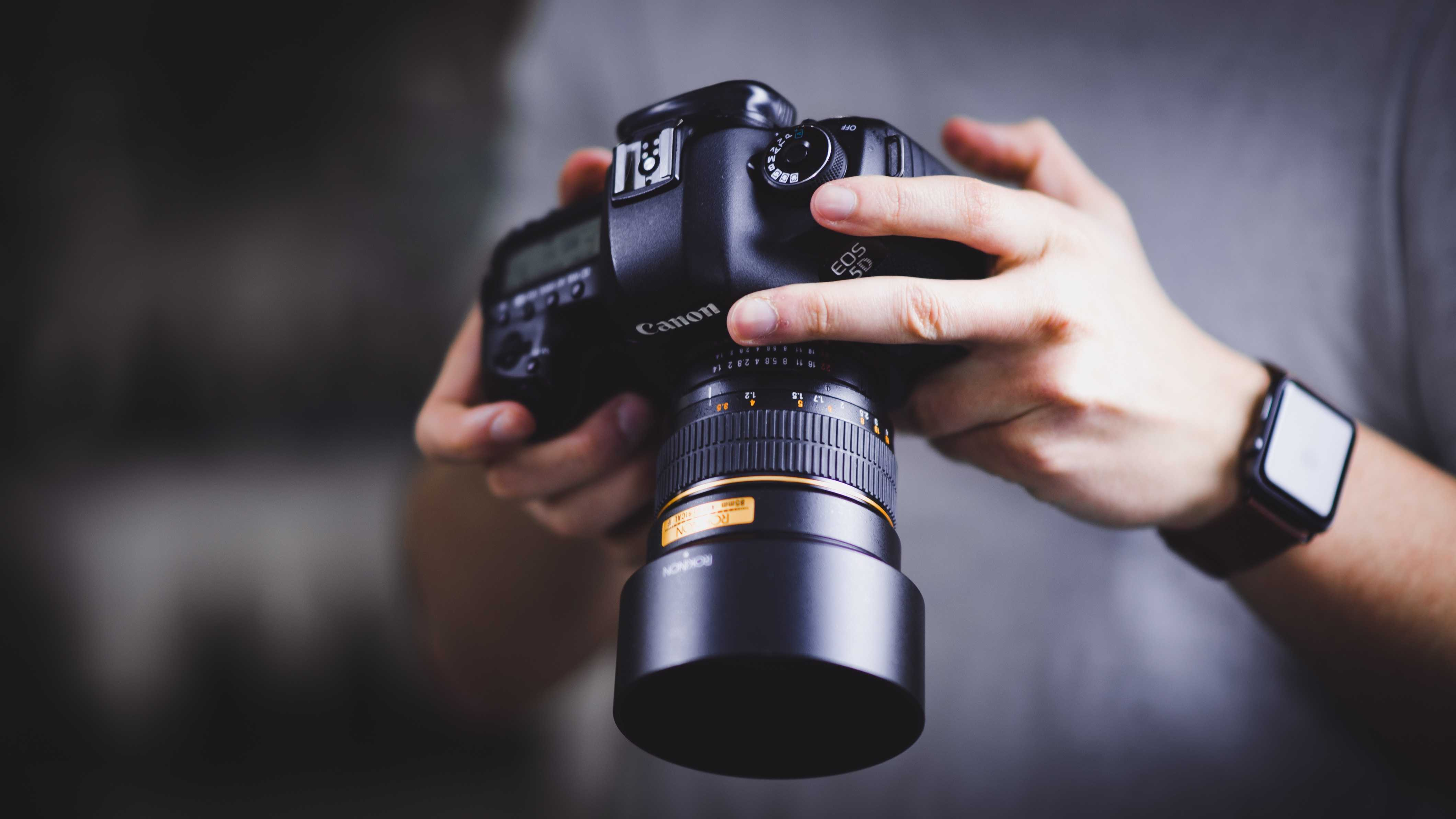 digital nomad photographer
